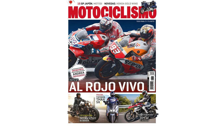 El Mundial de MotoGP al rojo vivo en MOTOCICLISMO