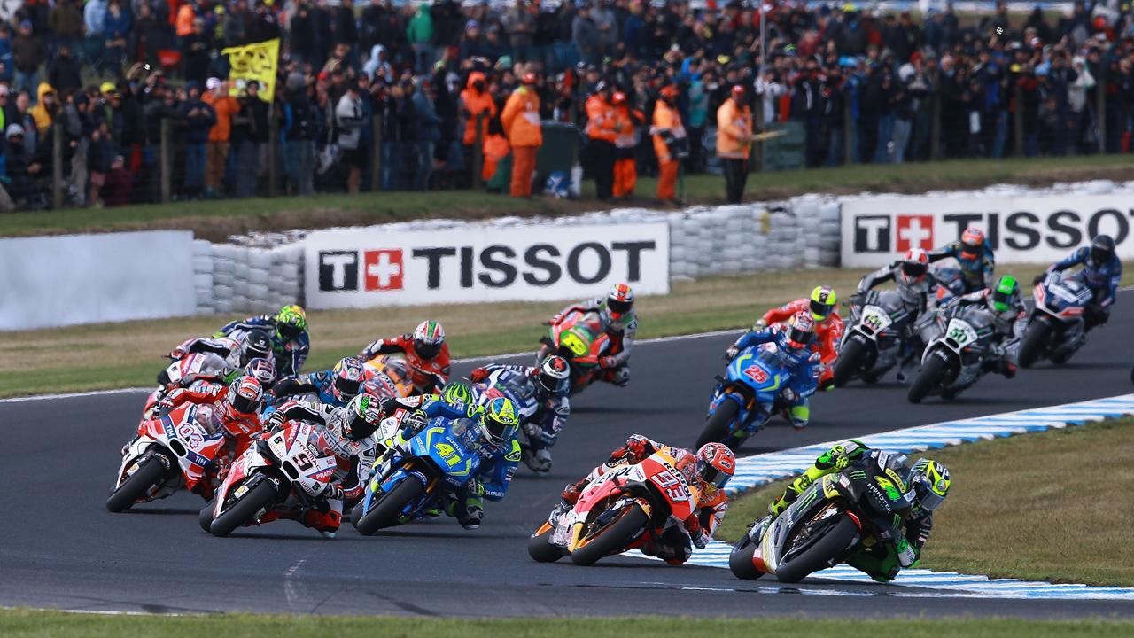 MotoGP Australia 2017, horarios TV y dónde ver las carreras