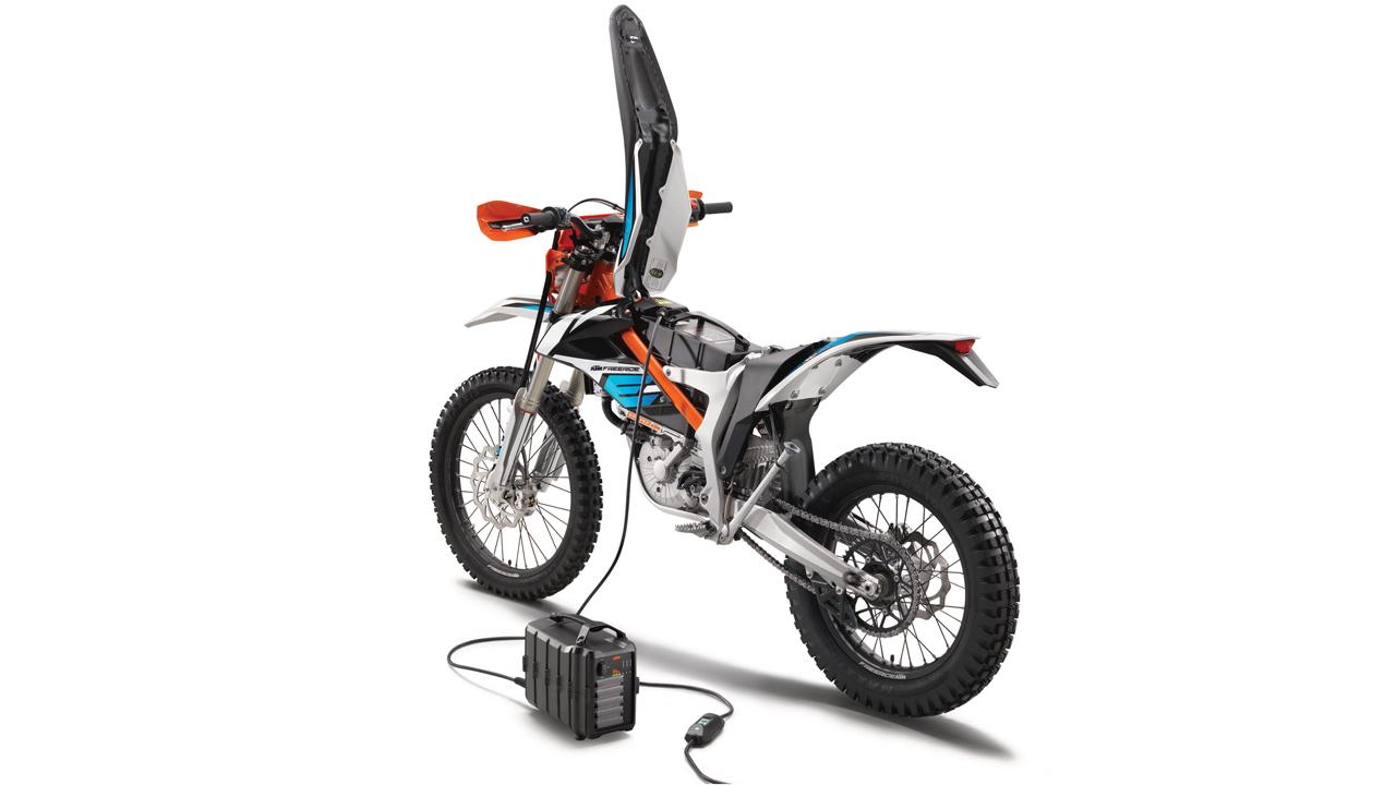 KTM anuncia sus planes de motos eléctricas