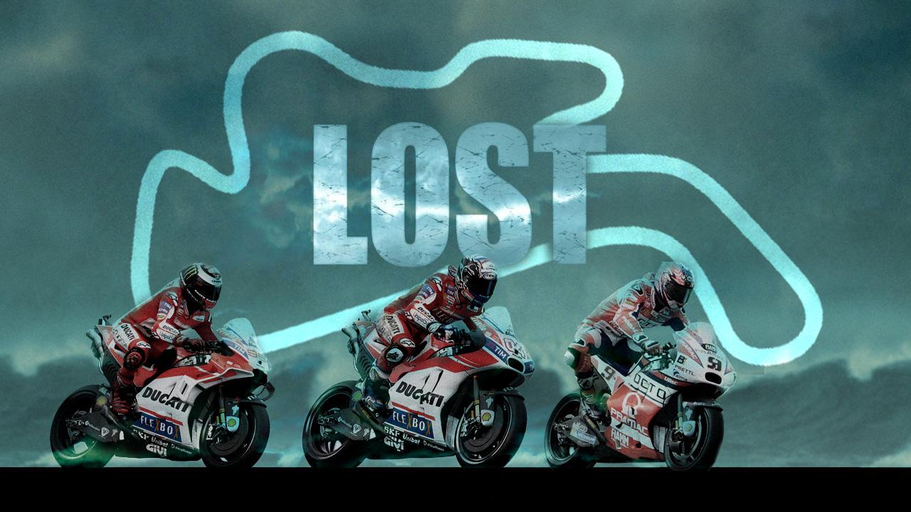 Perdidos (edición Ducati)