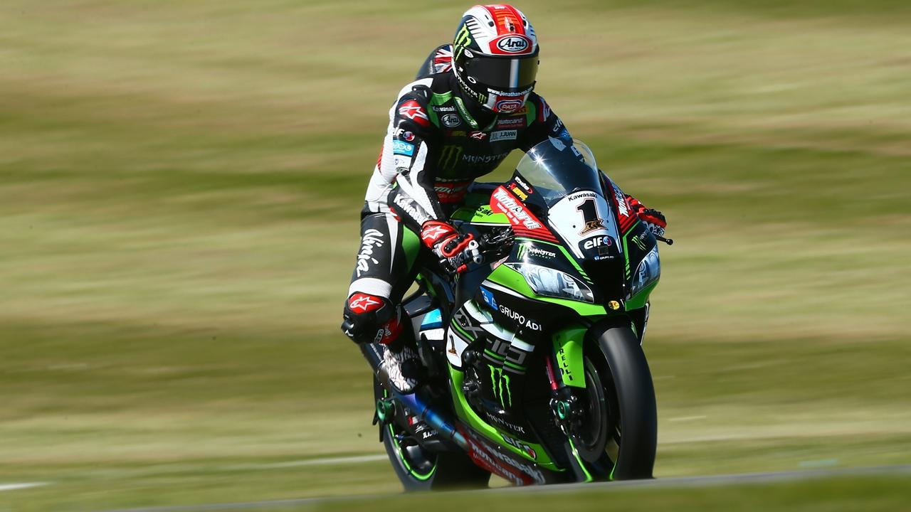 El Mundial de Superbike anuncia sus nuevas reglas para parar a Jonathan Rea
