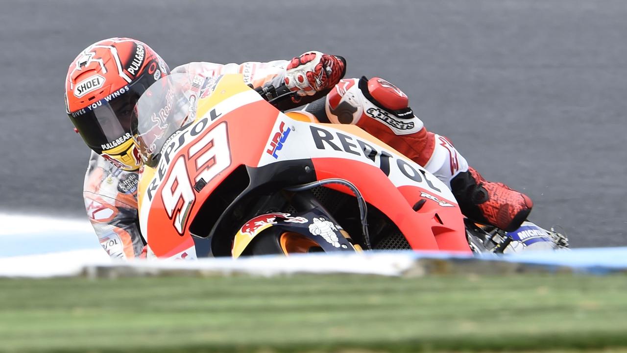 Marc Márquez será campeón de MotoGP 2017 en Malasia si…