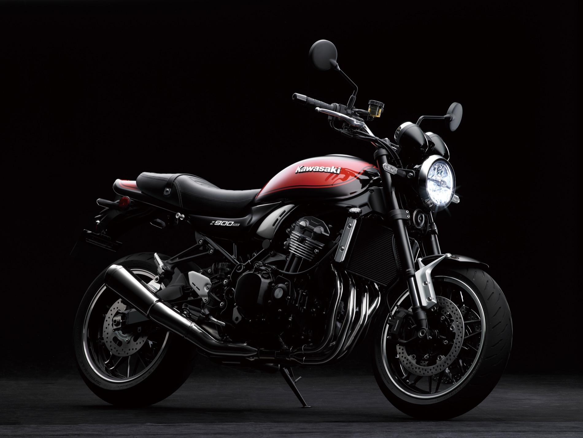 Kawasaki Z900RS, la tremenda apuesta de Kawasaki por lo retro