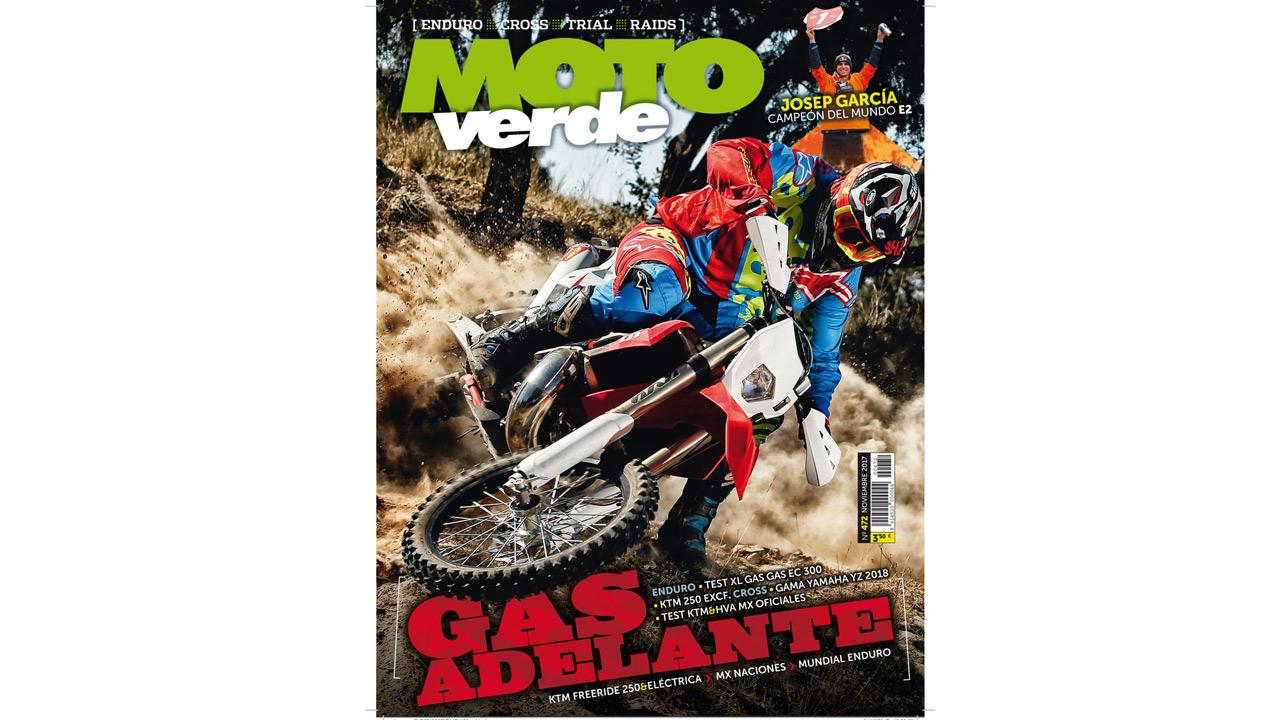 MOTO VERDE 472, contenidos y sumario de la revista