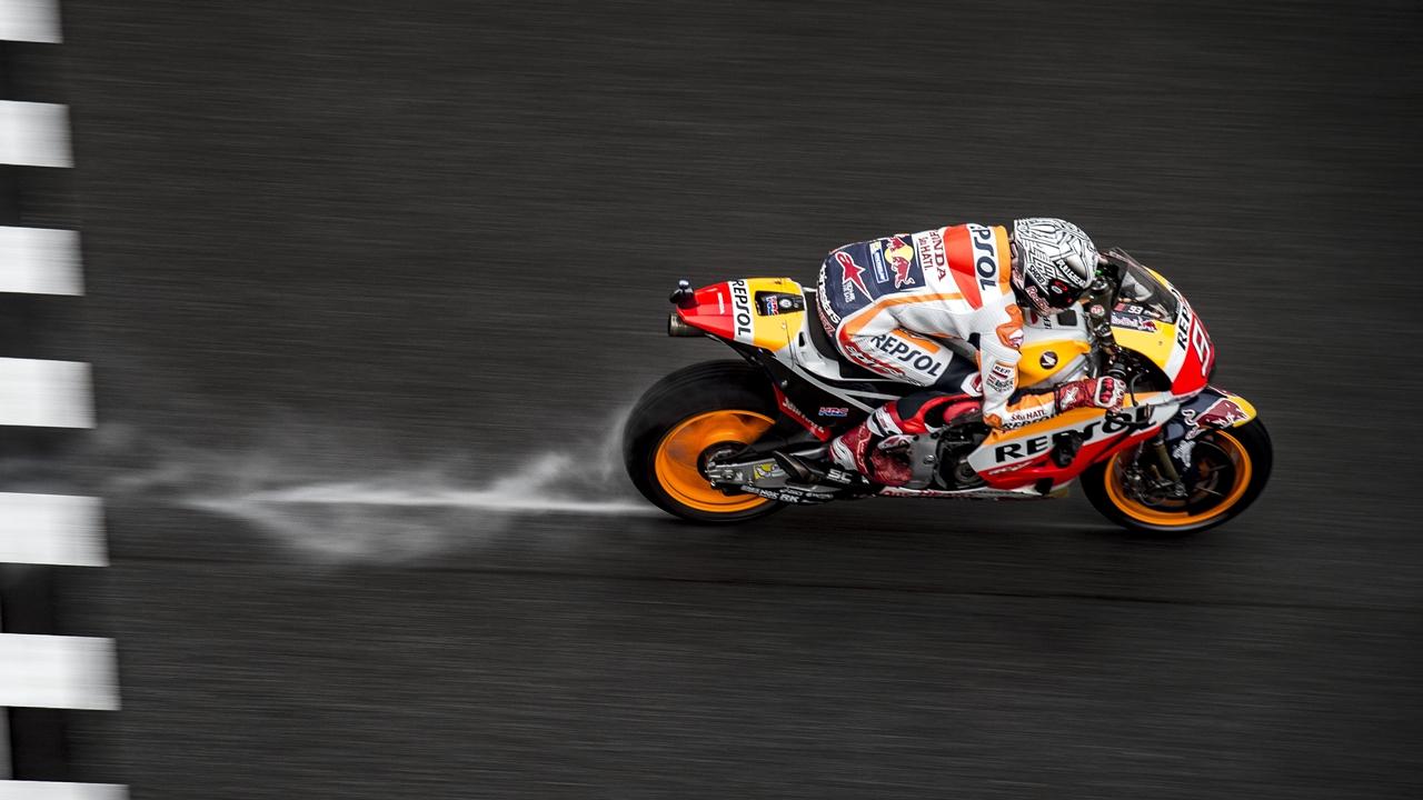 """Marc Márquez: """"Es un circuito en el que el motor se nota muchísimo y nos ha costado"""""""