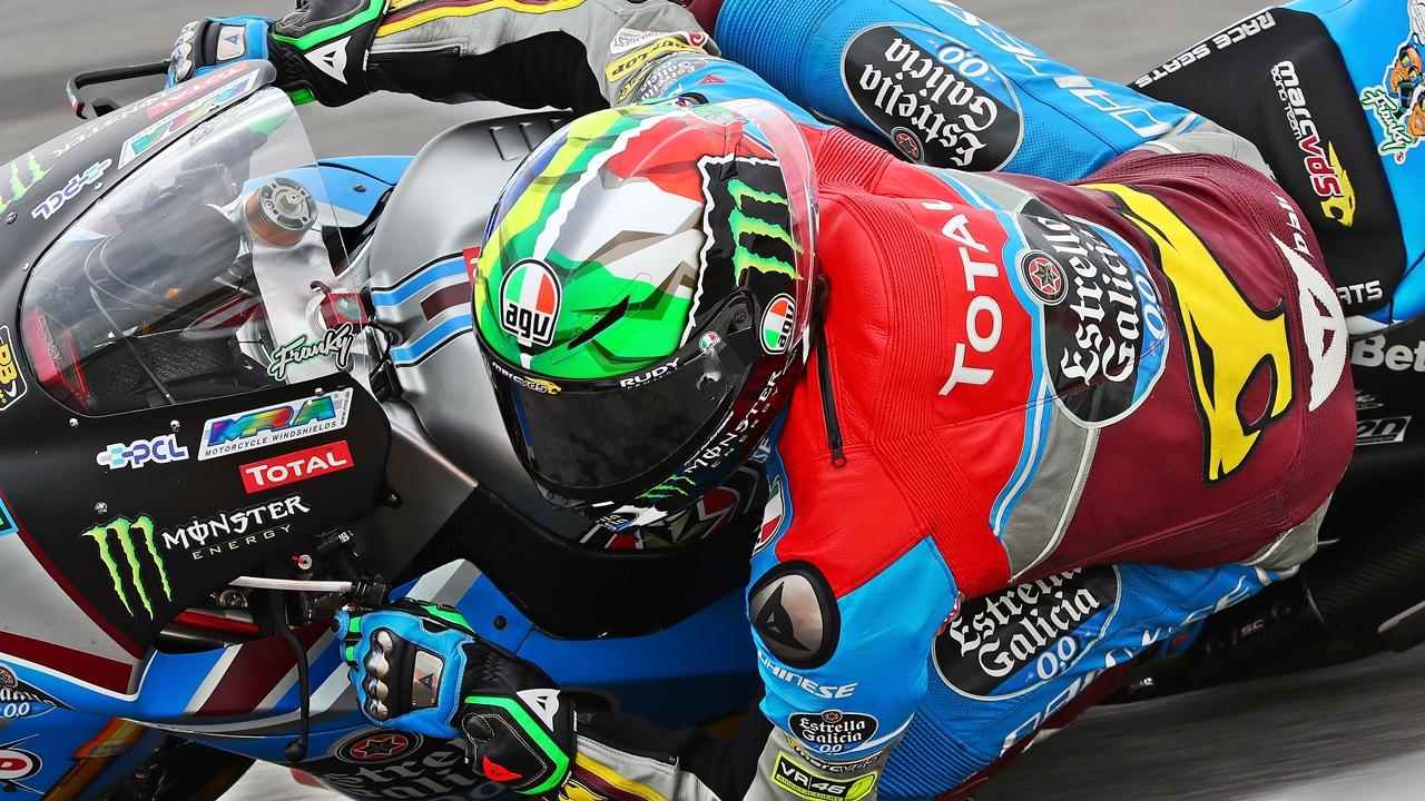Franco Morbidelli será campeón del mundo de Moto2 2017 en Malasia si…