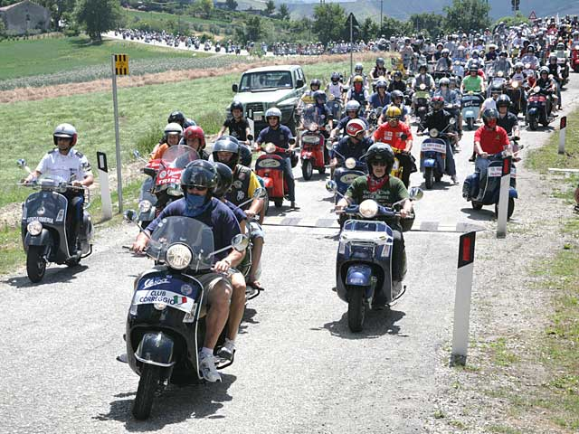 «Vespa World Days», del 24 al 27 de abril
