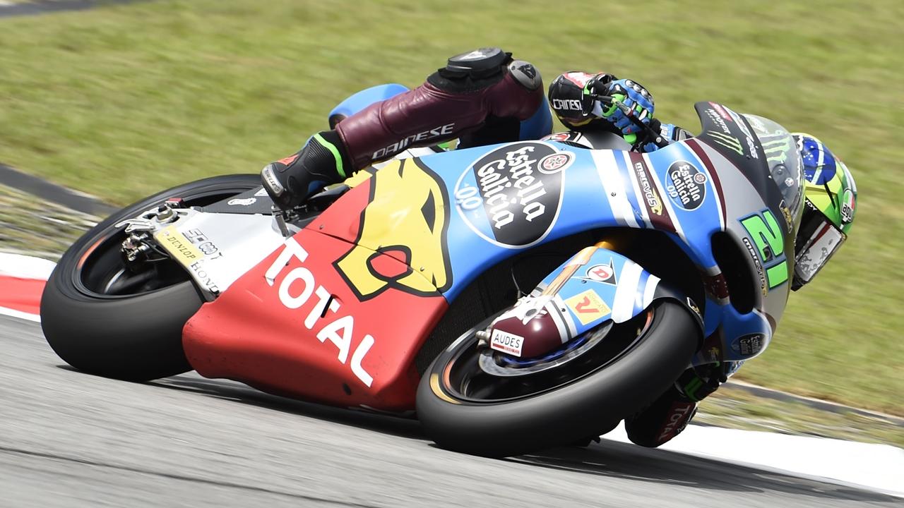 Franco Morbidelli hace la pole en Sepang y podría ser campeón sin correr