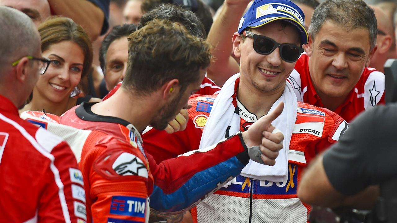 MotoGP y las 'sugerencias de equipo'