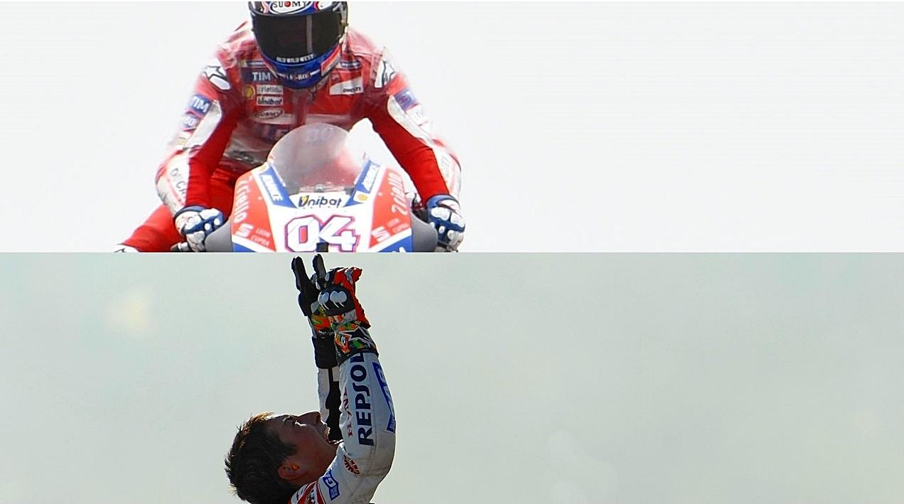 Andrea Dovizioso y el milagro de Nicky Hayden