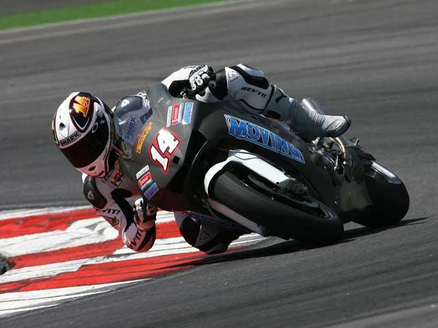 Randy De Puniet, el más rápido en Sepang