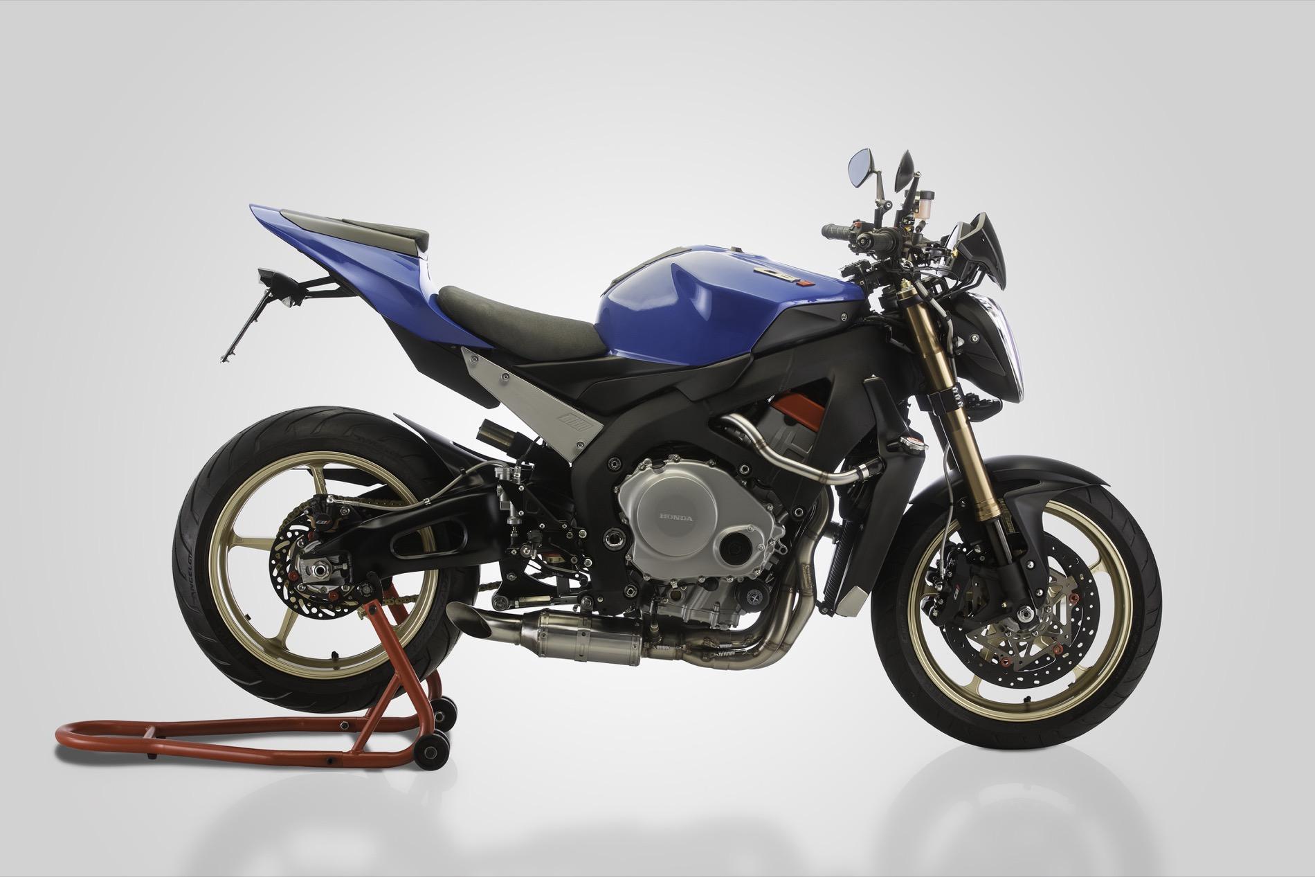 CB-1 Concept, ¿y si el mercado no te da la moto que quieres? Te la haces tumismo