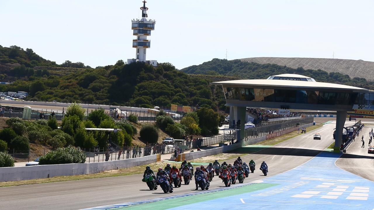 Calendario provisional Mundial de Superbike 2018 sin Jerez