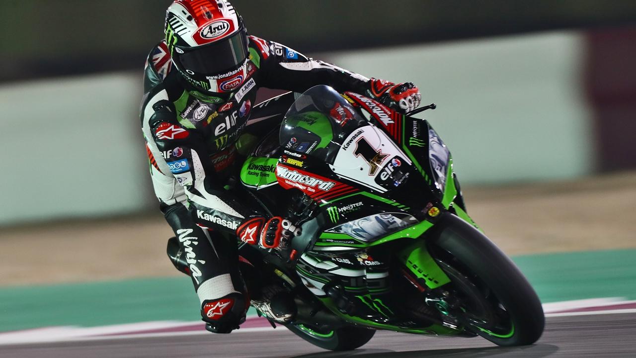 Jonathan Rea manda en Qatar con el récord en el punto de mira