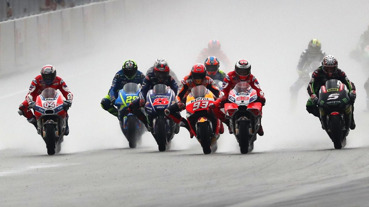 Las parrillas de MotoGP, Moto2 y Moto3 de 2018, prácticamente cerradas
