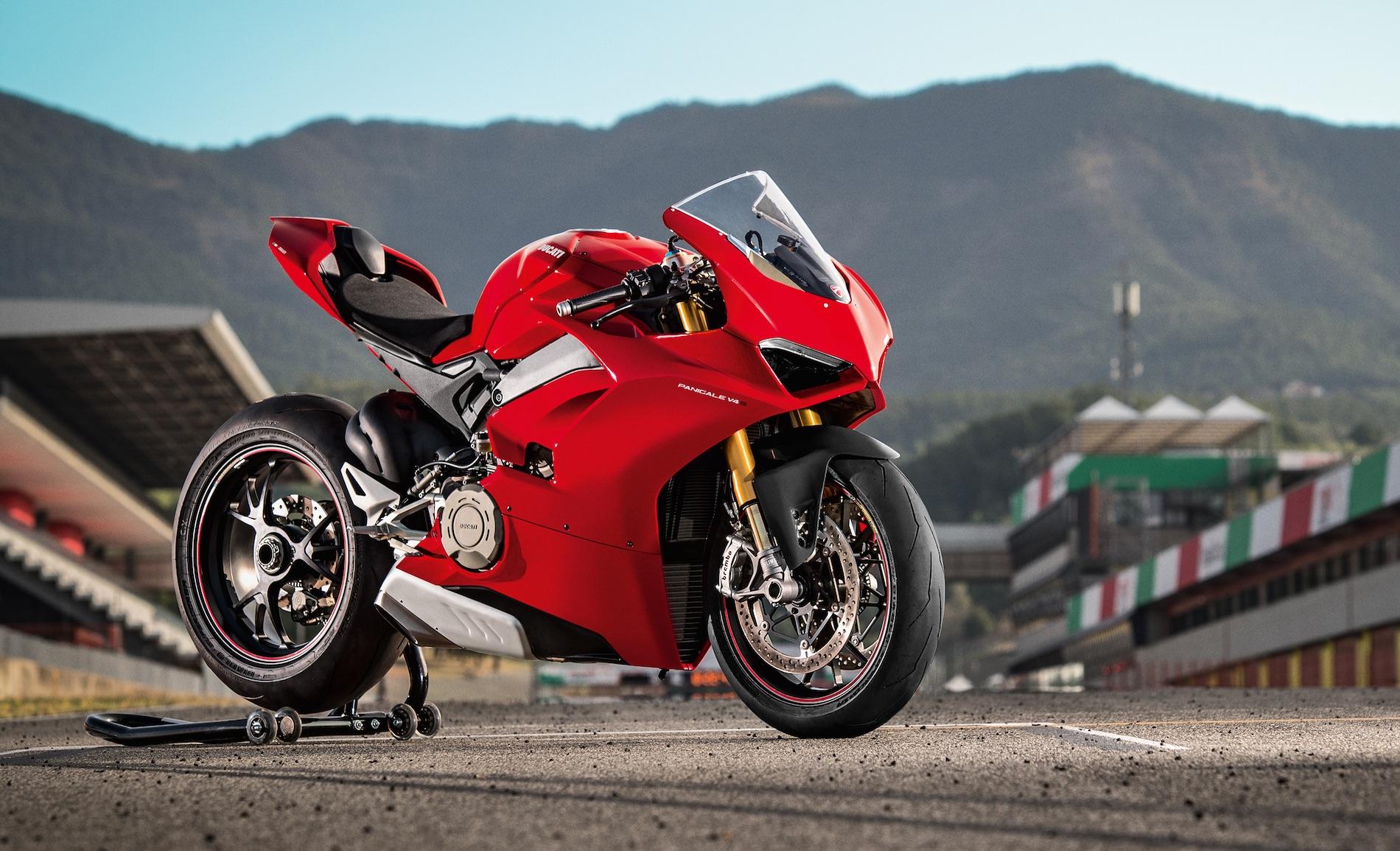 Ducati Panigale V4, comienza una nueva era