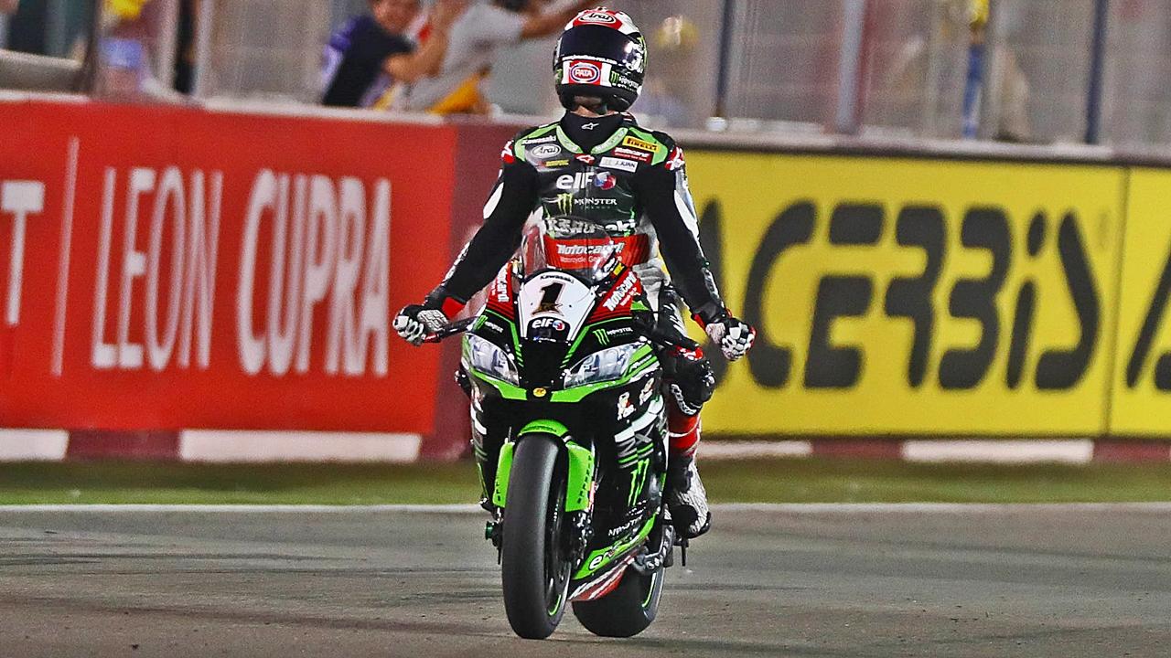 Jonathan Rea, el mejor campeón de la historia del Mundial de Superbike