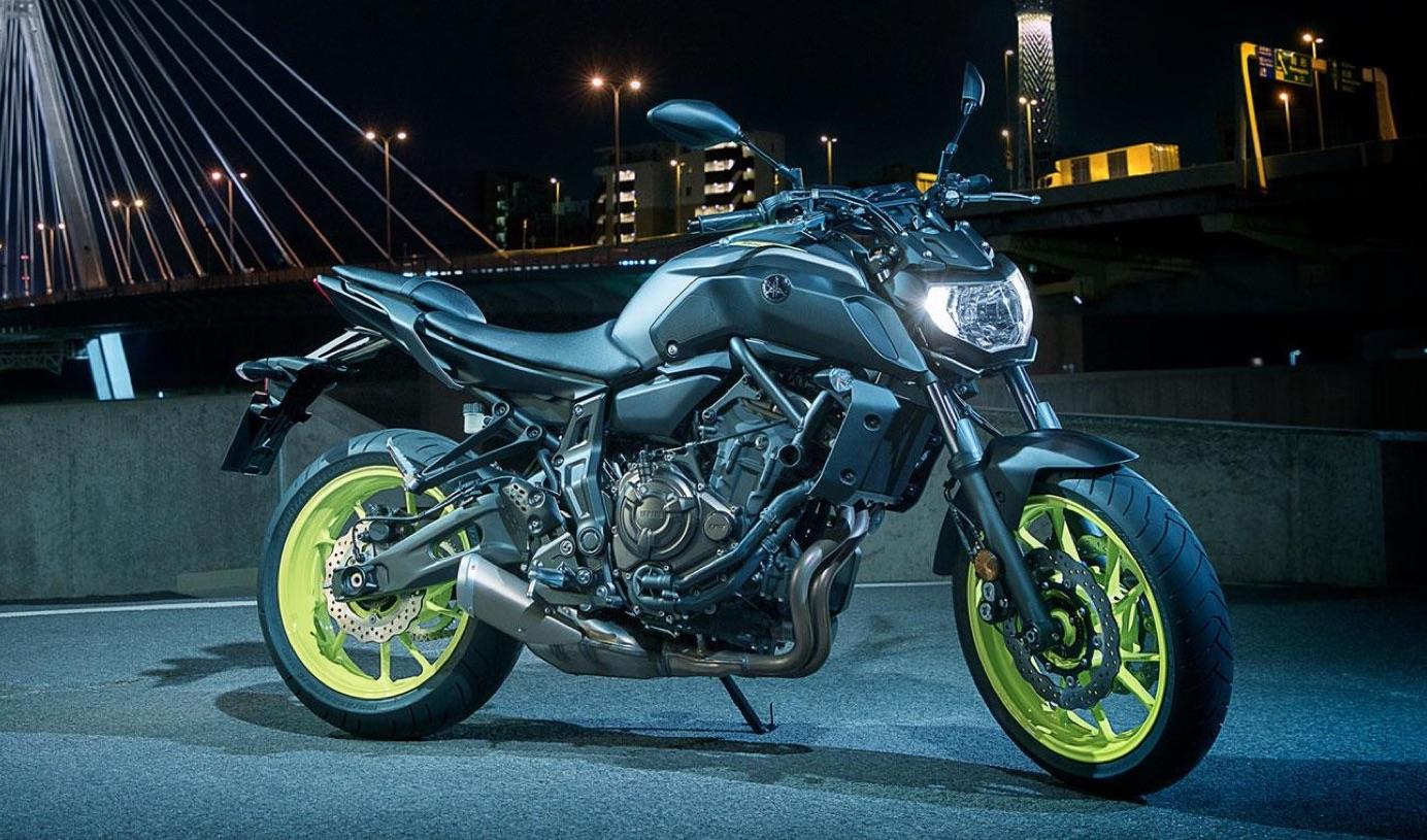Yamaha MT 07 2018, renovando la súper ventas