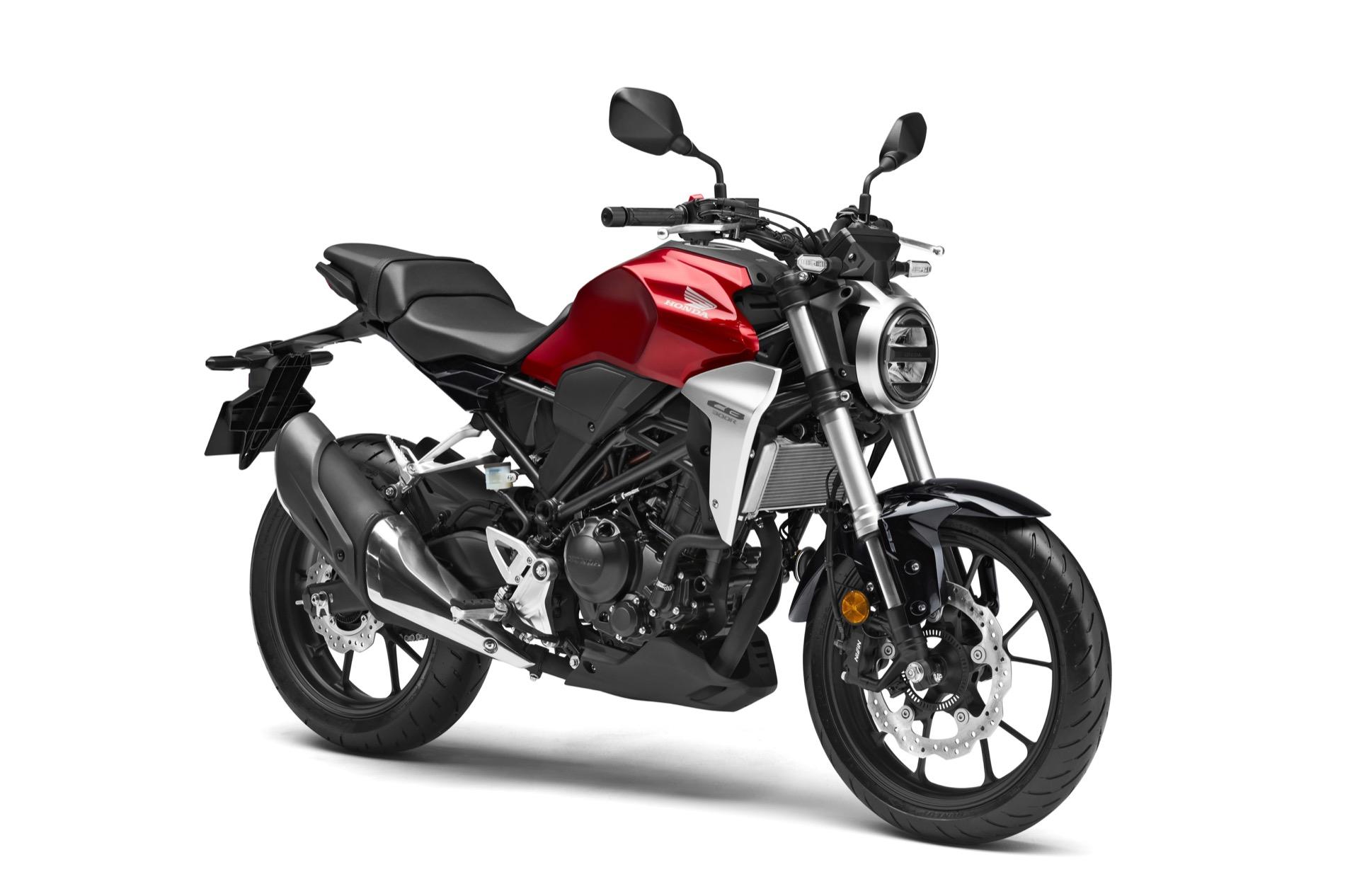Honda CB300R 2018, perfecta para el día a día