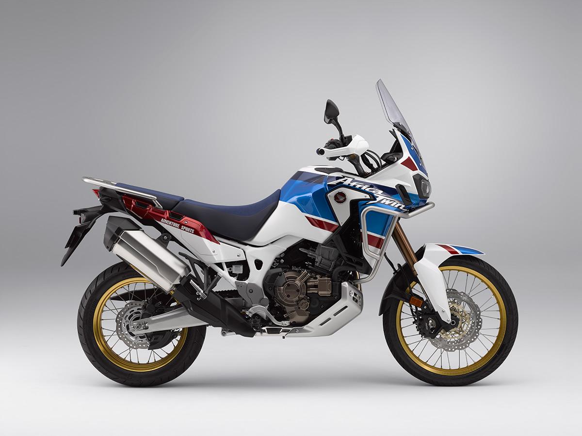 Honda CRF1000L Africa Twin 2018 y nueva versión Adventure Sports