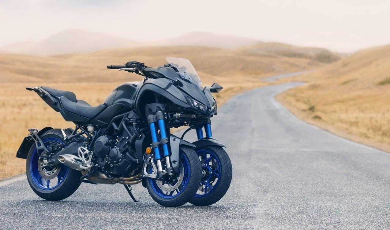 Yamaha Niken, todos los detalles de la apuesta más arriesgada