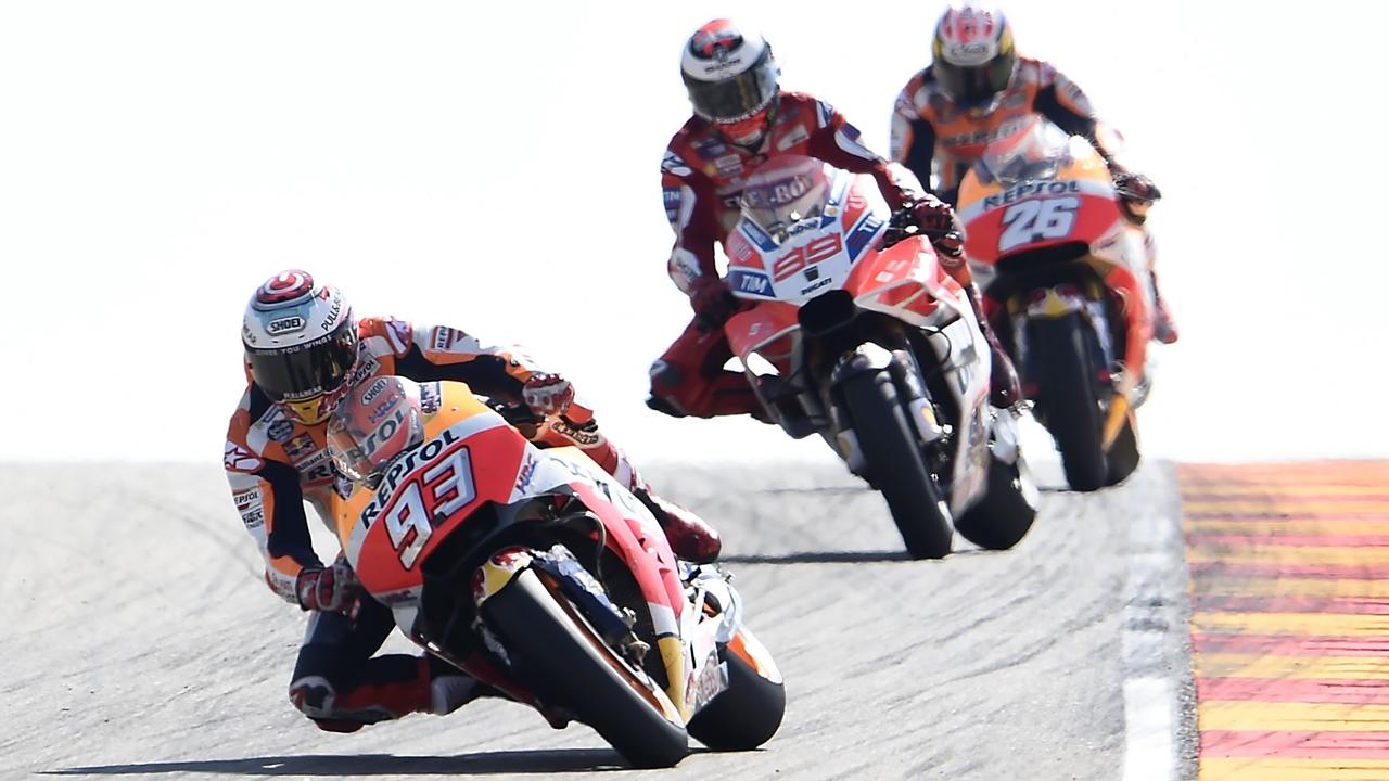 Parrillas 2018 de MotoGP, Moto2 y Moto3, con 23 pilotos españoles