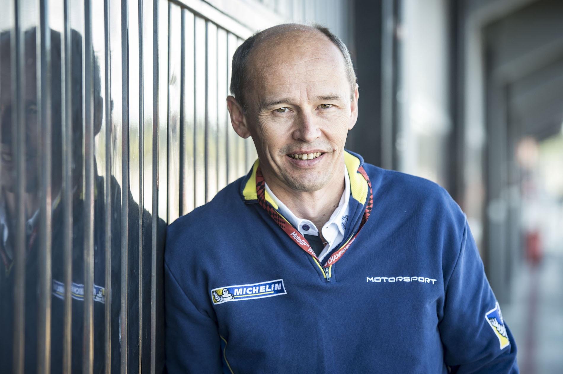 Nicolas Goubert deja Michelin para encargarse de la copa eléctrica deMotoGP
