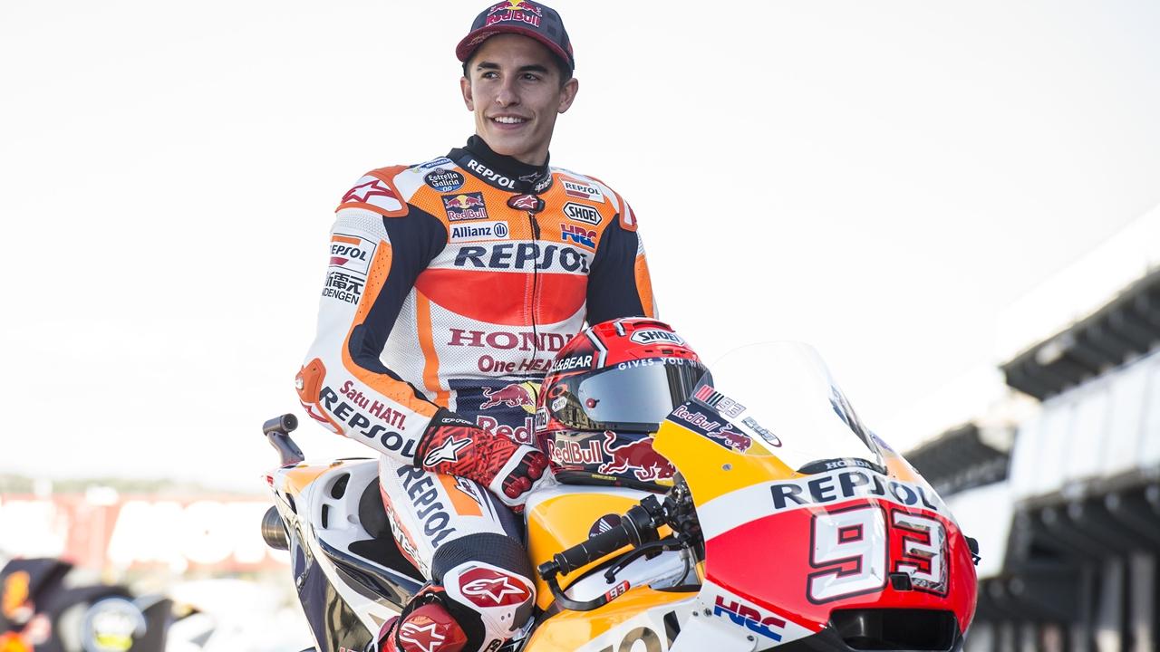 MotoGP, números y banderas