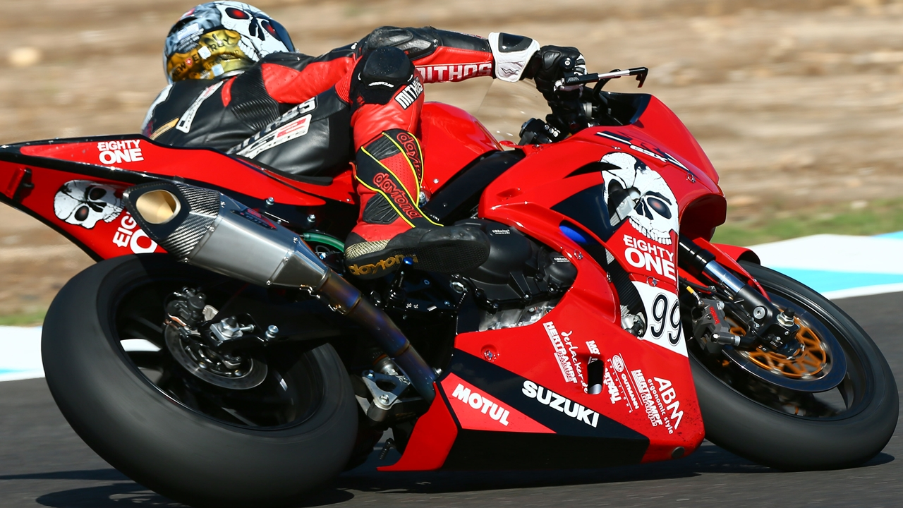 La nueva Suzuki GSX-R1000 estará en el Mundial de Superbike 2018