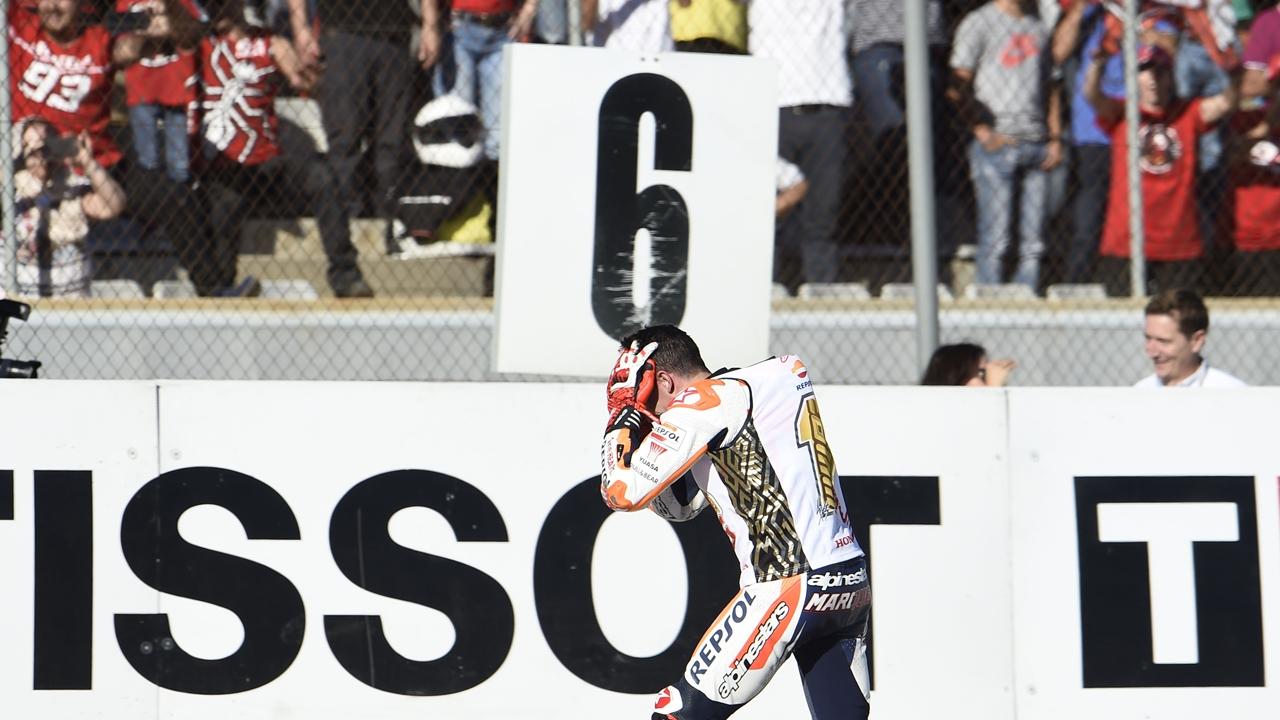 Marc Márquez, décimo hexacampeón mundial y octavo tetracampeón de 500cc/MotoGP