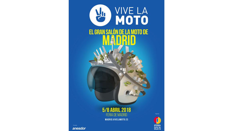 Vuelve a Madrid el Gran Salón de la Moto