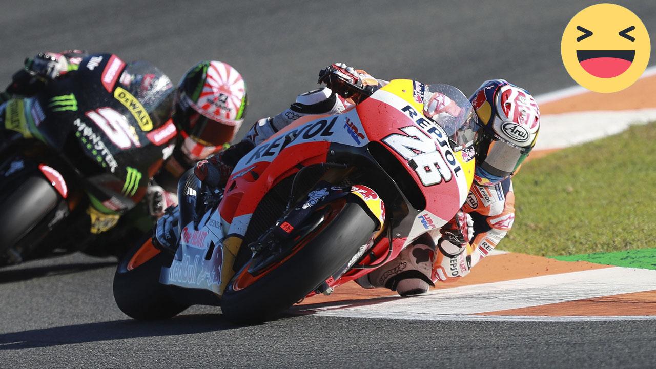 SocialGP, las 'Reacciones' de MotoGP Valencia 2017