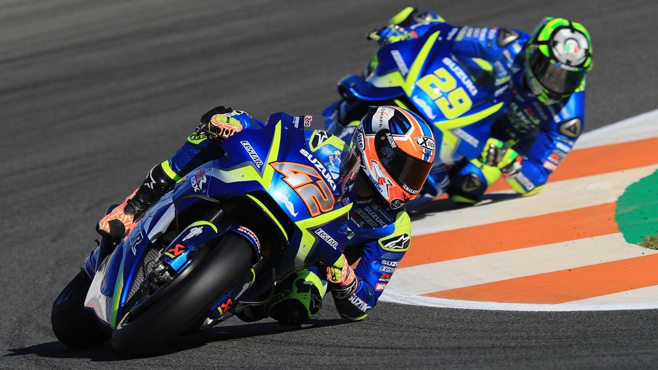 Suzuki volverá a la 'segunda división' de MotoGP en 2018