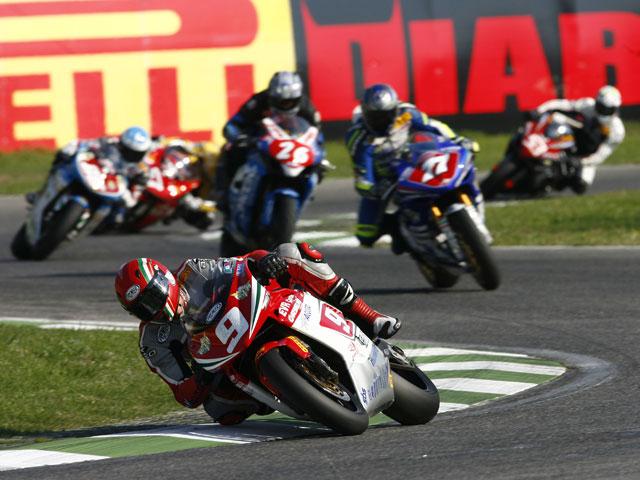 MV Agusta podría correr en el Mundial SBK en 2008