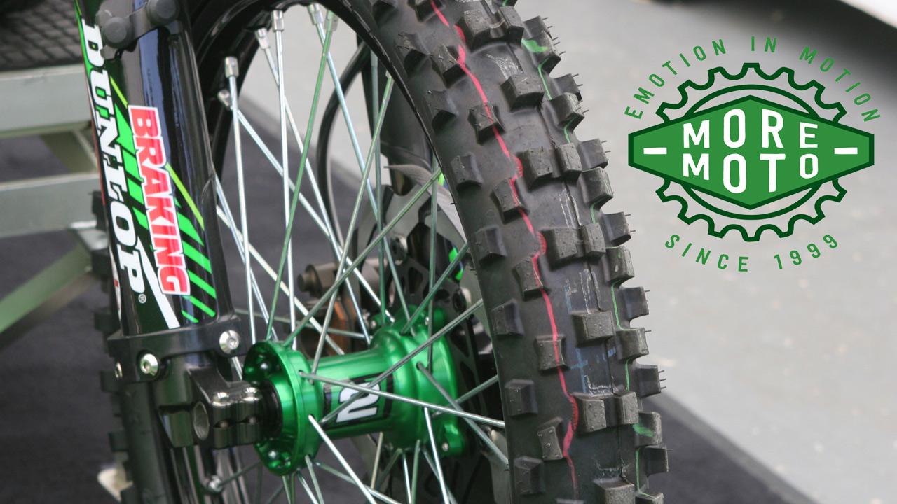 Neumáticos off road Dunlop en Moremoto