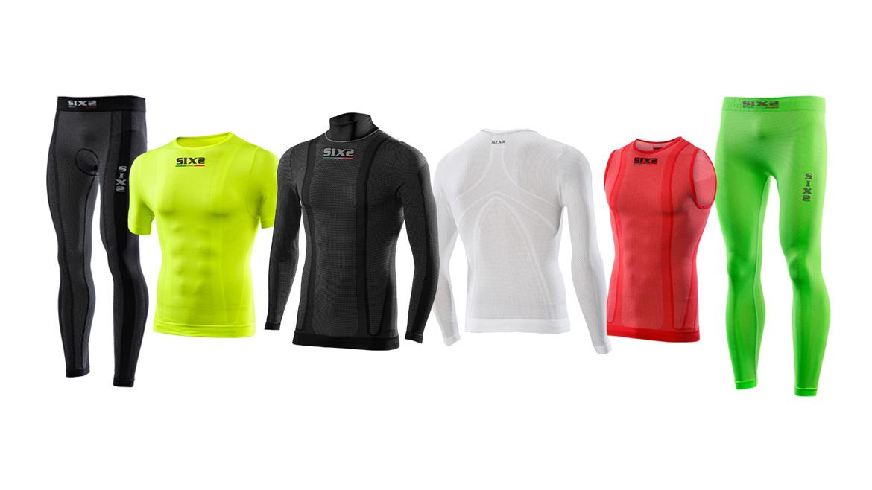 Nueva gama de ropa SIXS, lo importante está en el interior