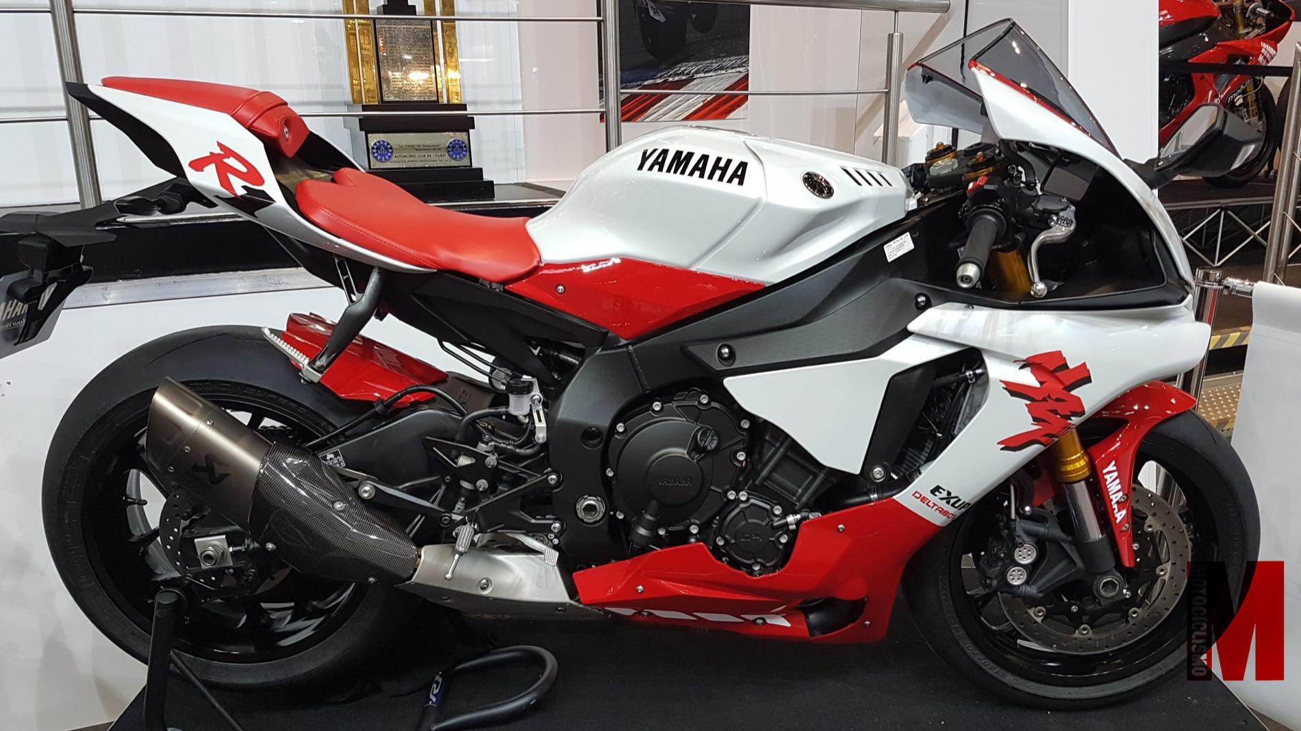 Yamaha YZF-R1 20 Aniversario, quizás la mejor decoración que haya visto esta generación