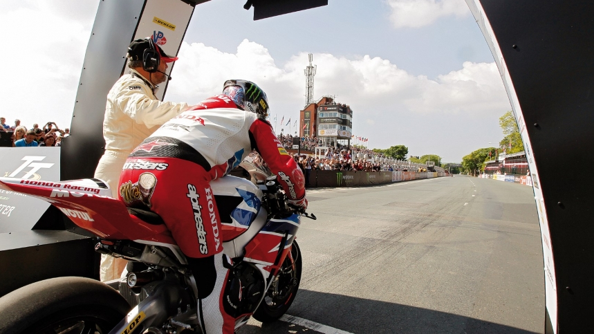 Tourist Trophy, Trainspotting y la mejor manera de explicar la magia de la Isla de Man