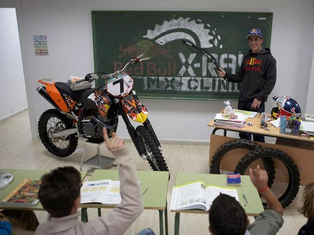 Escuela de Motocross de Red Bull