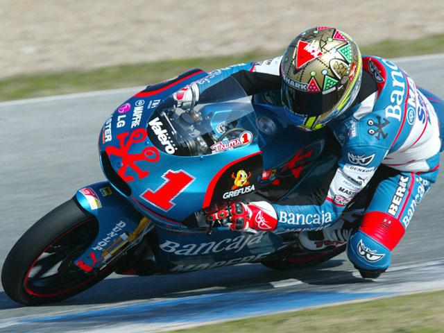 Debón y Talmacsi, los más rápidos en el test de Jerez