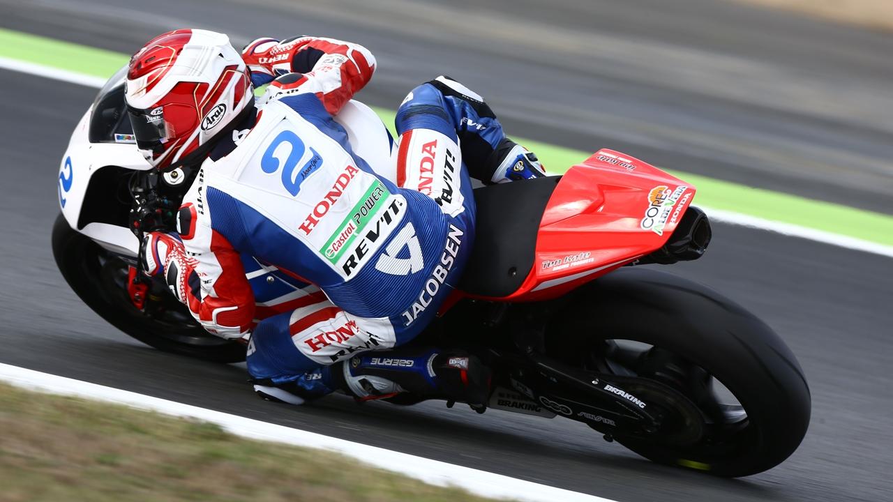 Patrick Jacobsen salta al Mundial de Superbike con Honda, Roberto Rolfo con Suzuki
