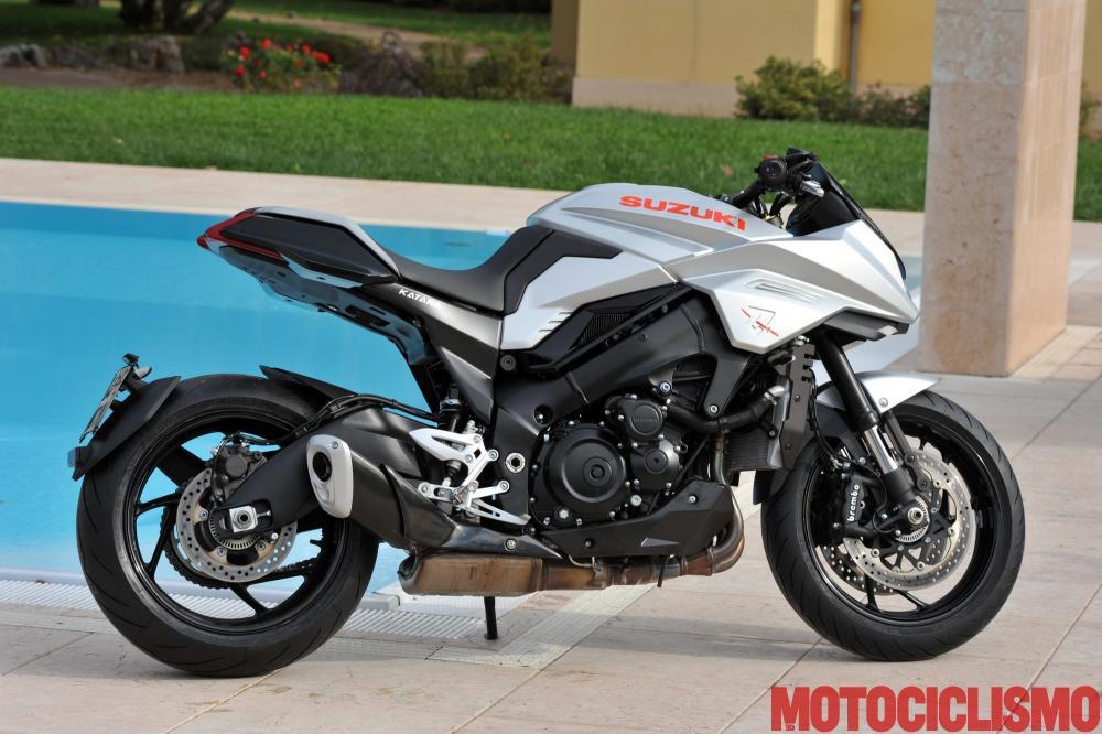La Suzuki Katana resucita con este proyecto de Motociclismo