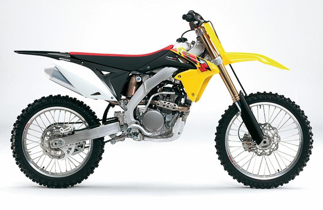 Segunda mano: Suzuki RMZ 250, 2013