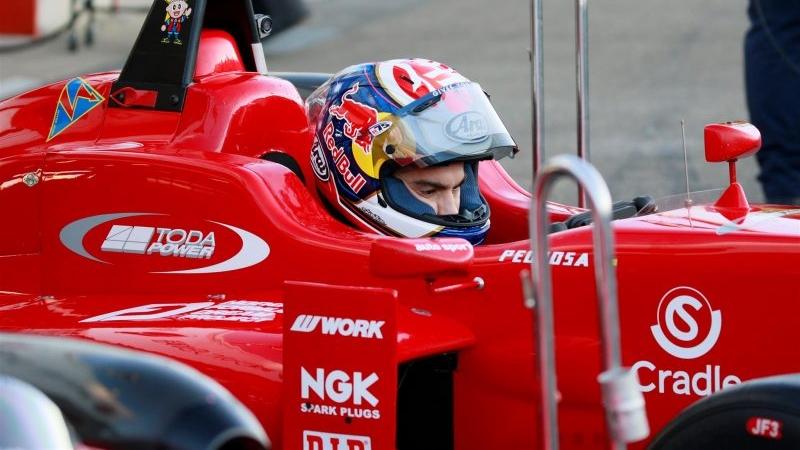 Marc Márquez y Dani Pedrosa prueban un F3