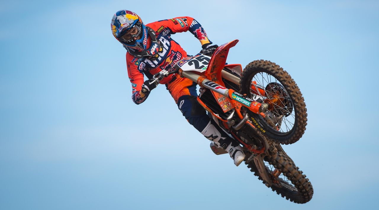 KTM Factory Racing, listo para el Supercross USA 2018
