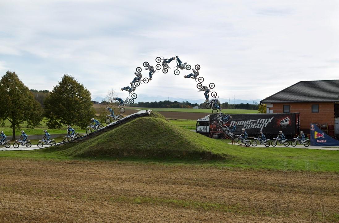 El Doble Backflip de Luc Ackermann, nuevo récord mundial