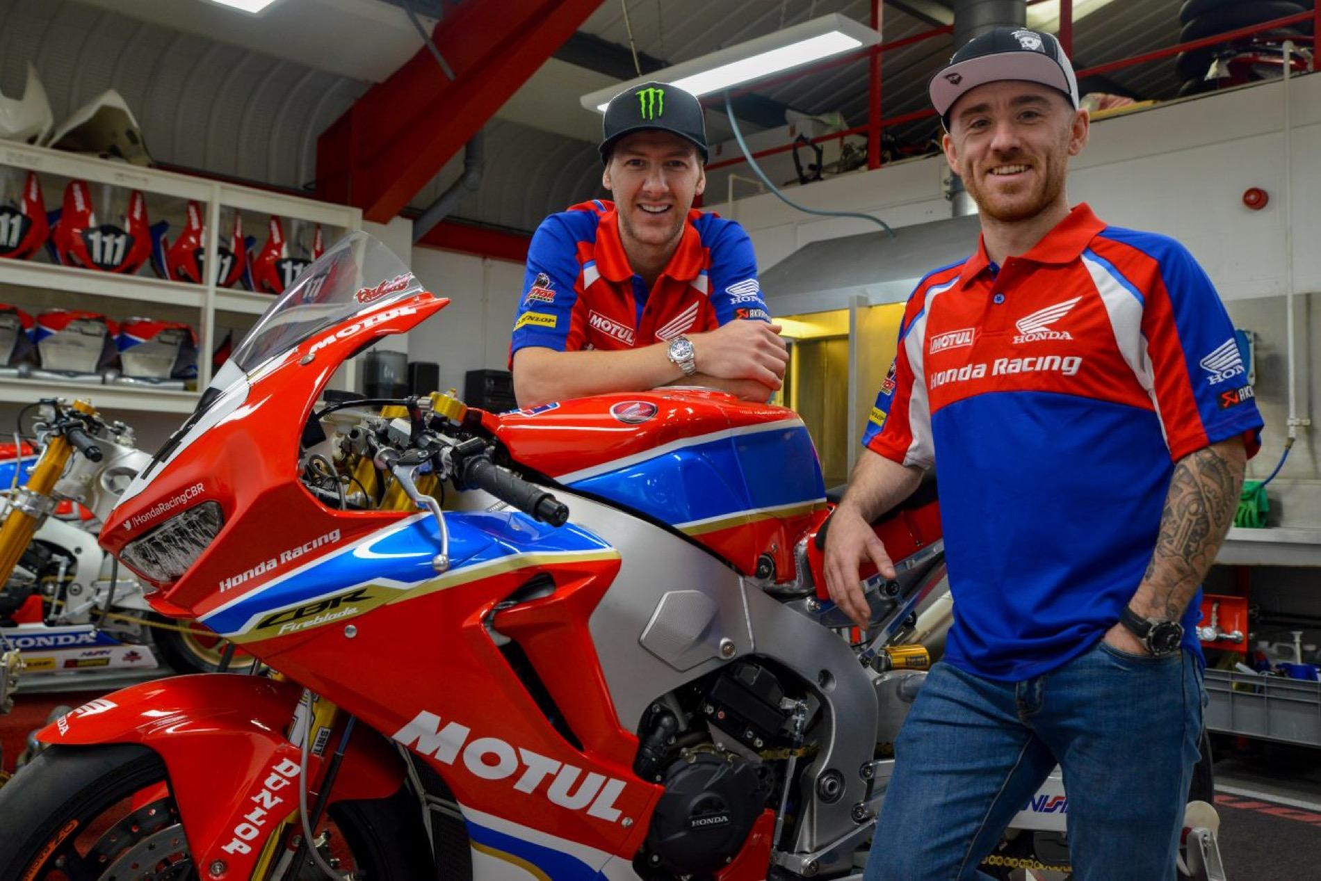 Ian Hutchinson ficha por Honda, este es el nuevo equipo del ala dorada para el Tourist Trophy