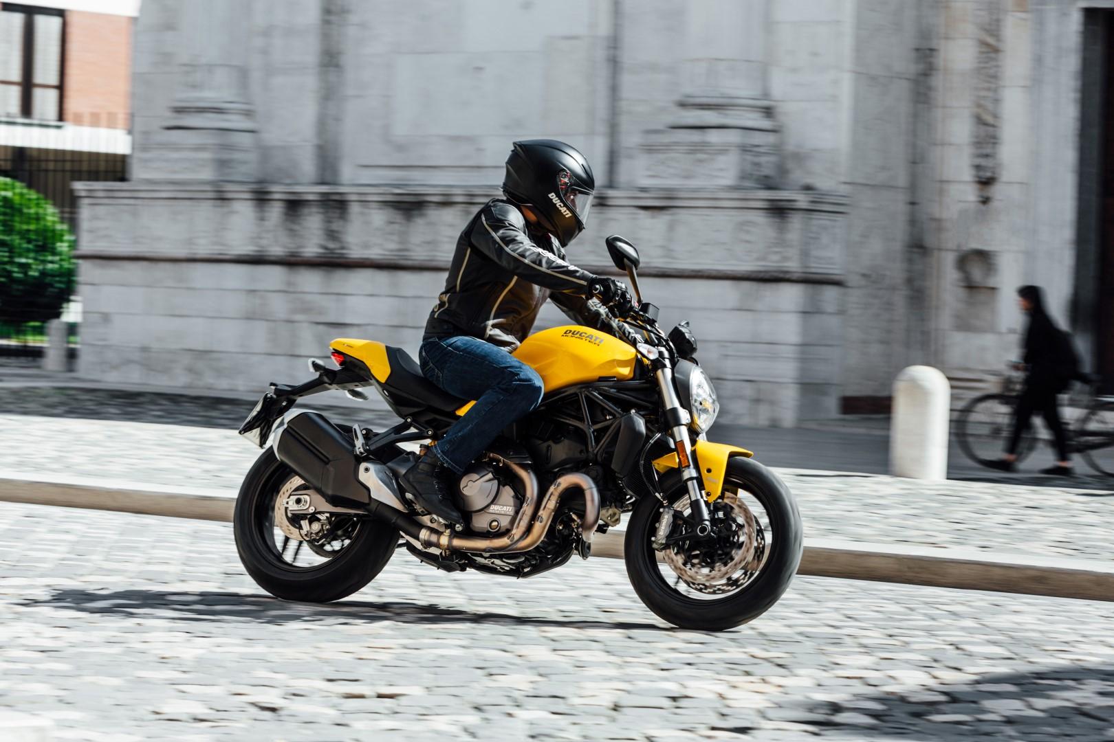 Moto del Año 2018: El premio, Ducati Monster 821