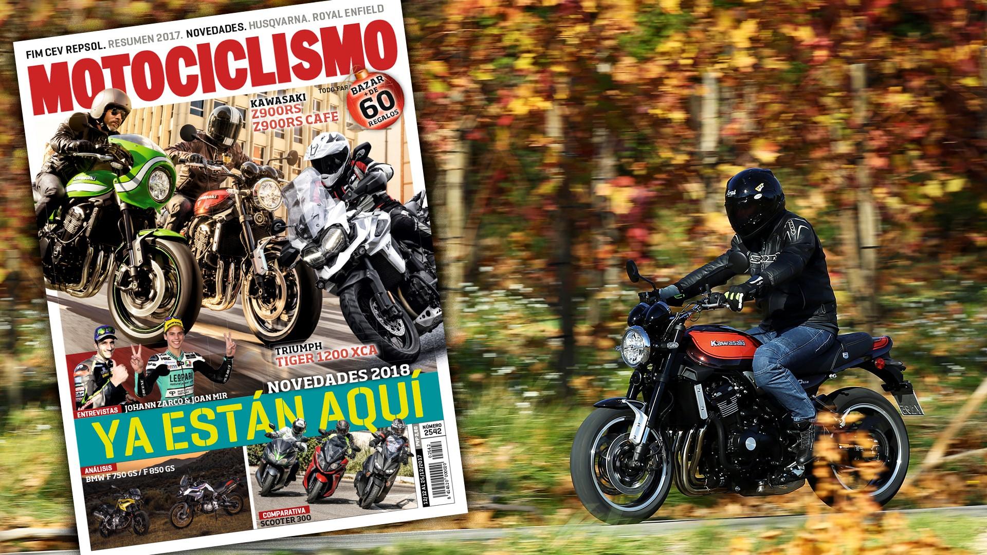 ¡Ya es Novedad en Motociclismo!