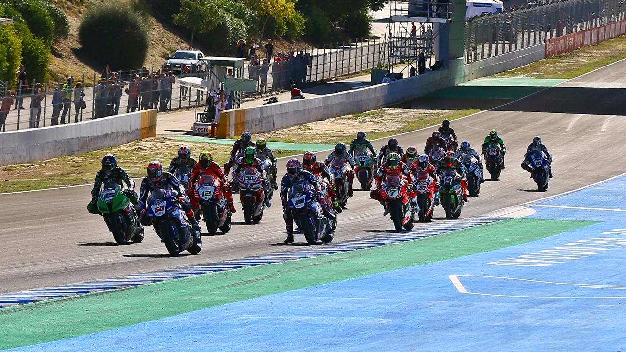 Parrillas provisionales 2018 del Mundial de Superbike, Supersport y Supersport 300